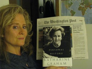 mrs graham of the washington post