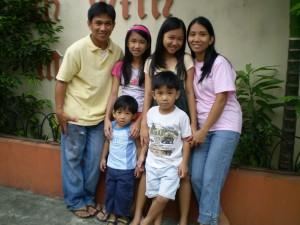 Ariaga Family